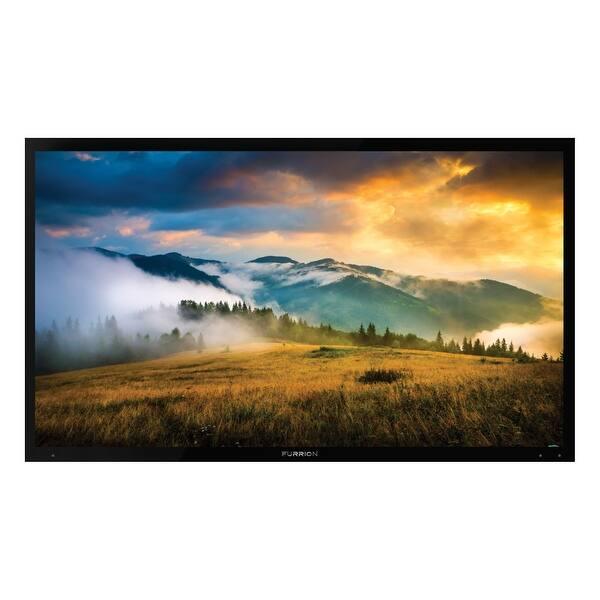 Shop Black Friday Deals On Furrion Fdup55cbr 55 4k Partial Sun Outdoor Tv Black Overstock 31977962