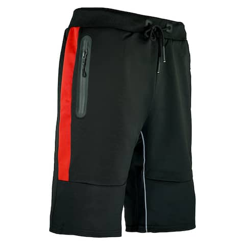 XS Sport Men's Block Side Shorts
