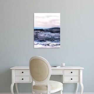 Easy Art Prints Iris Lehnhardt's 'Layers of Colour 2' Premium Canvas Art