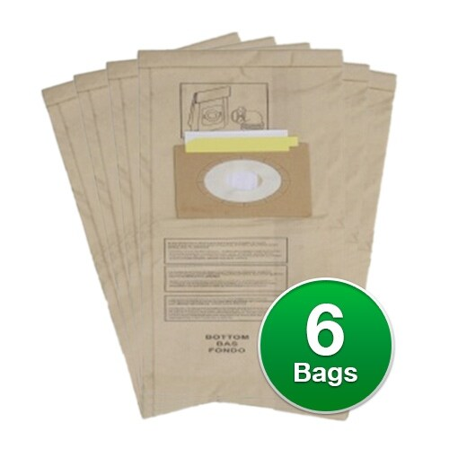 Replacement Vacuum Bag for Kirby G6 Vacuum Model 2 Pack
