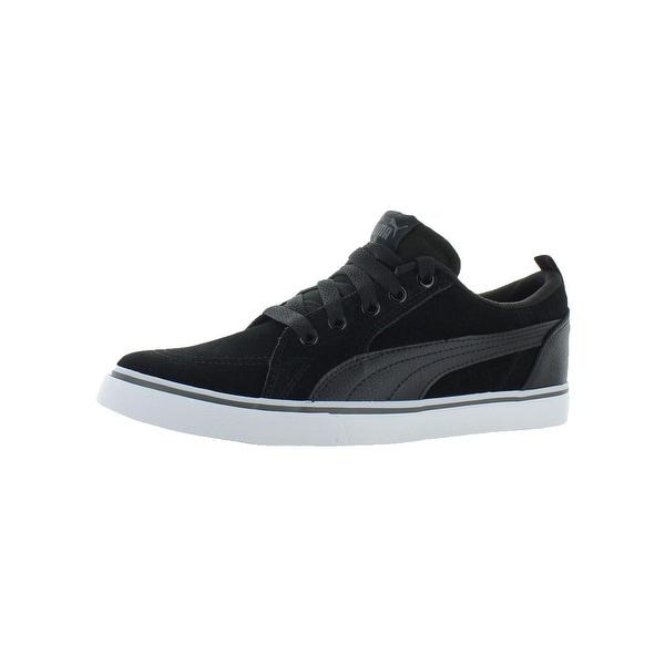 1ffa8fdd846e14 Shop Puma Mens Bridger SD Casual Shoes Suede Low-Top - 8 Medium (D) - Free  Shipping Today - Overstock - 27876097