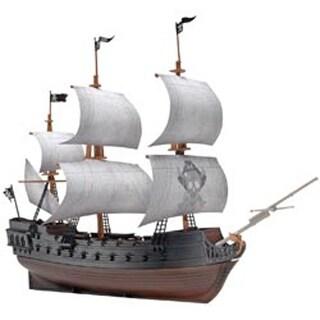 Black Diamond Pirate Ship 1:350 - SnapTite Plastic Model Kit