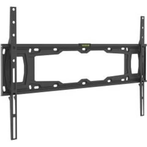 Barkan E400B Flat Curved Panel TV Wall Mount Fixed Fits for 32 to 90 in.