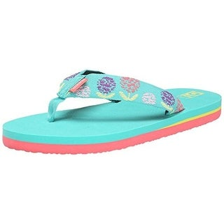 Teva Girls Mush II Thong Flip-Flops