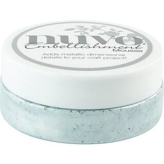 Nuvo Embellishment Mousse-Powder Blue
