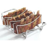 Broil King 62602 Professional Rib & Roast Rack, Stainless Steel