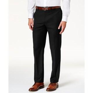 "Polo Ralph Lauren Men's Stretch Classic Fit Chino Polo Black Size 32"" W x 32""L - 32 x 32"