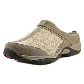 Easy Spirit EZ Time N/S Round Toe Suede Walking Shoe