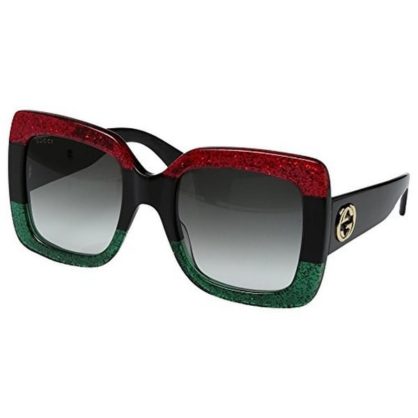 348af36d8 Shop Gucci Womens 55mm Square Sunglasses