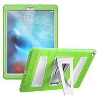 iPad Pro Case, i-Blason Apple iPad Pro 12.9, Armorbox Hybrid Full-body Protective Kickstand Case-Green