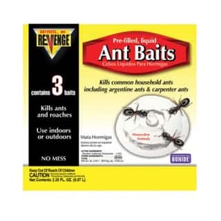 Bonide 45100 Revenge Ant Bait Stations, 3/Pack|https://ak1.ostkcdn.com/images/products/is/images/direct/979be919a76eb6694ffc3d5bb2301160cd6d2bab/Bonide-45100-Revenge-Ant-Bait-Stations%2C-3-Pack.jpg?impolicy=medium