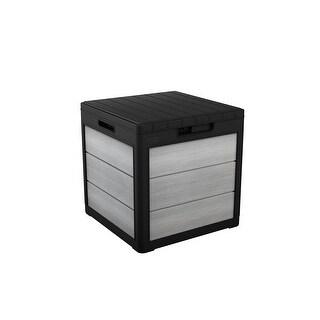 Link to Keter Denali DUOTECH 30 Gallon Deck Box Similar Items in Storage & Organization