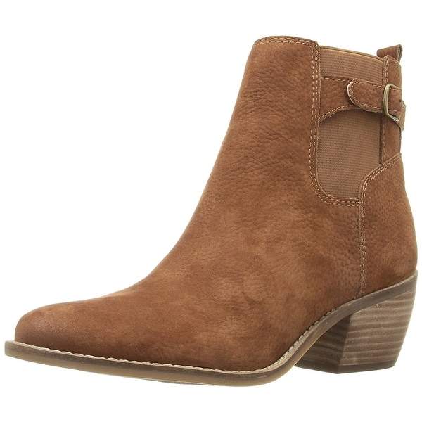 Lucky Brand Womens khoraa Closed Toe Ankle Fashion Boots