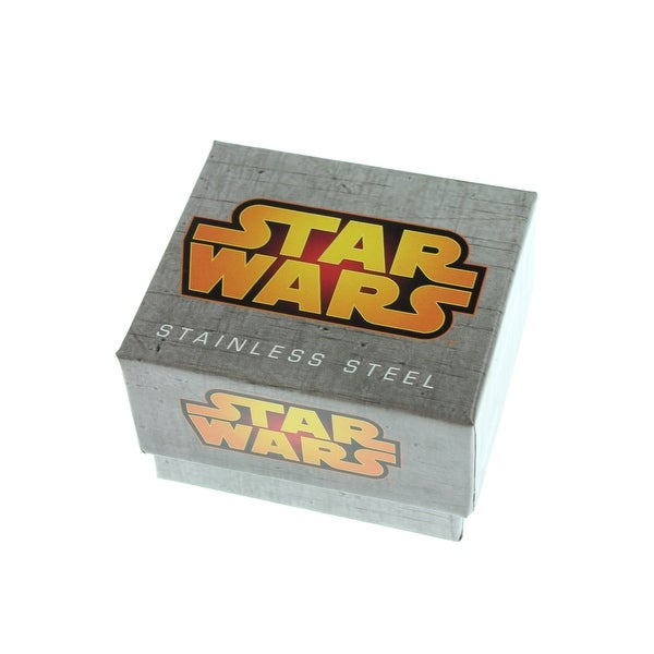 Star Wars Logo Cut Out Ring - Silver