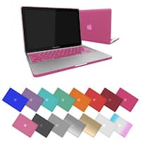 "Rubber Coated Hard Cover Keyboard Case for Macbook Pro 13"" - 20 Pack"