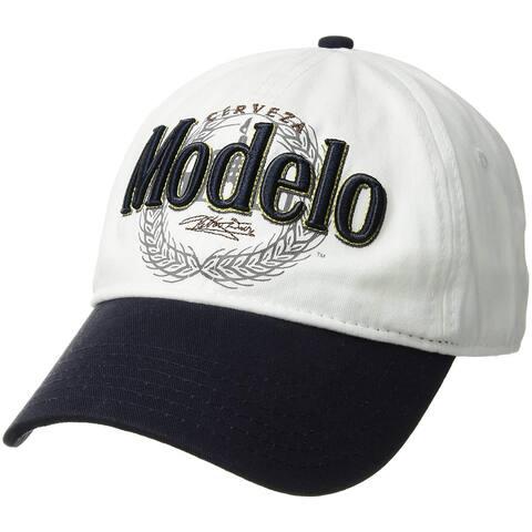 Men's Authentic Baseball Hat Modelo Beer Logo Cap Embroidered