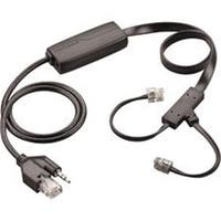 Plantronics PLNAPC43 Electronic Hook Switch Cable - Black