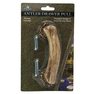 Rivers edge products 655 rivers edge products 655 4 antler drawer handle
