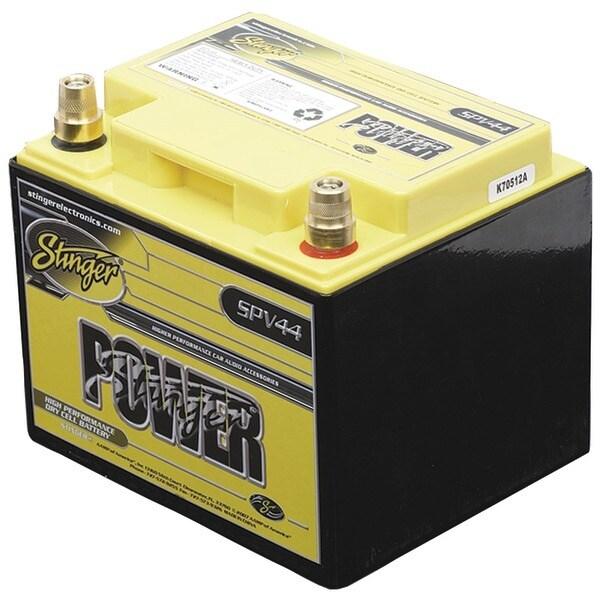 Stinger Spv44 Power Series Battery (660 Amps)