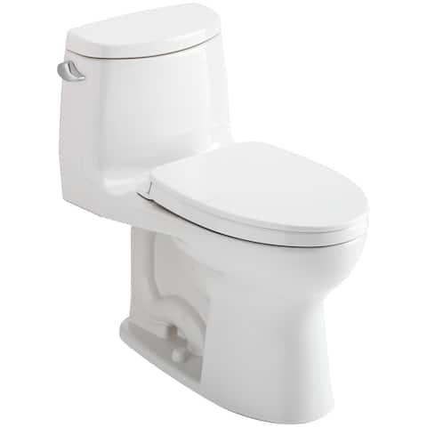 TOTO MS604124CEFG UltraMax II 1.28 GPF One Piece Toilet - Cotton