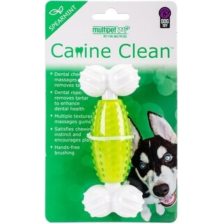 "Multipet Canine Clean Bone 5""-Spearmint"