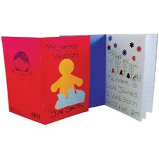 """My Storybook 5-1/2""""X8-1/2"""" 24 Pages-Assorted Colors"""