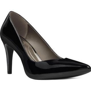 the latest 43762 0c902 Shop Christian Louboutin Iriza Black Patent d'Orsay Shoes ...