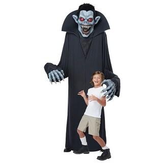 Adult Towering Terror Vampire Halloween Costume - one size -large
