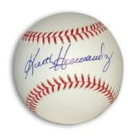 Autographed Keith Hernandez MLB Baseball