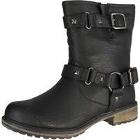 Skechers Women's Asap-Stud Boot - Black