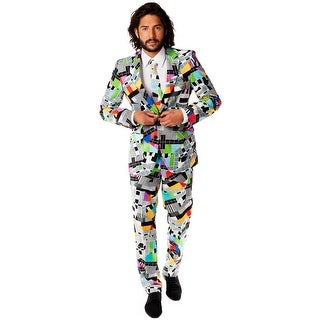 Oppo Suits Testival Suit Adult Costume - MultiColor