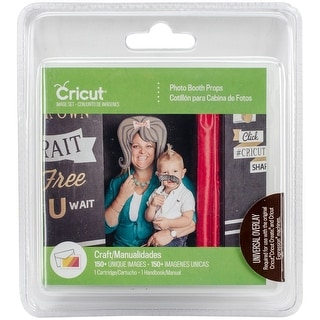 Cricut Shape Cartridge-Photo Booth Props
