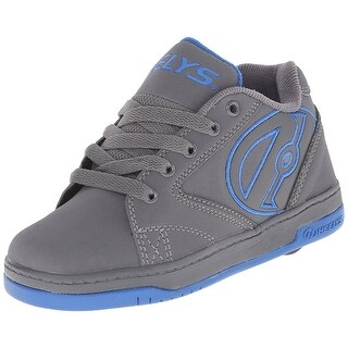 Heelys Unisex Kids' Propel 2.0 (770508) Sneakers, Grey (Grey / Royal) 5 M US Big Kid - grey (grey / royal)|https://ak1.ostkcdn.com/images/products/is/images/direct/97b07e4cbfb7b697d9c61b3f2aa8cc4596484492/Heelys-Unisex-Kids%27-Propel-2.0-%28770508%29-Sneakers%2C-Grey-%28Grey---Royal%29-5-M-US-Big-Kid.jpg?_ostk_perf_=percv&impolicy=medium