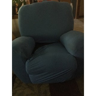 Shop Sanctuary Large Stretch Jersey Recliner Slipcover