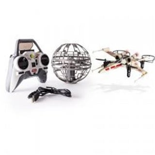 Air Hogs Star Wars Epic Death Star VS. X-wing Battle RC Drone Set