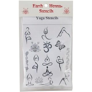 Stencil Transfer Pack-Yoga