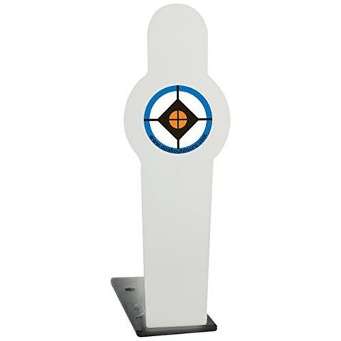 Do-all outdoors sspp .22 white silhoutte popper steel target