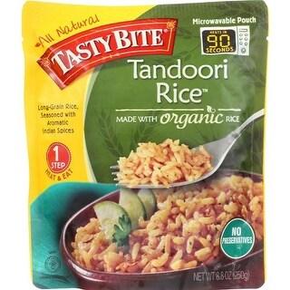 Tasty Bite - Tandoori Rice ( 6 - 8.8 OZ)