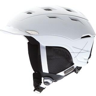 Smith Optics Unisex Adult Variance Snow Sports Helmet - Matte White Large (59-63CM) - Matte White