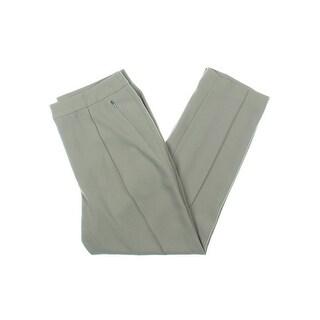 Elie Tahari Womens Lisa Dress Pants Crepe Formal