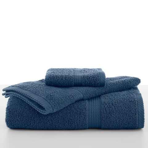 Utica Essentials Bath Towel Collection
