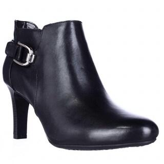 Bandolino Layita Dress Ankle Booties - Black
