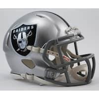 Oakland Raiders Riddell Speed Mini Football Helmet