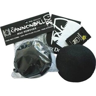 Phix Doctor PDCB Cannon Ball Surfboard Wax Remover