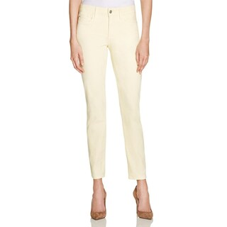 NYDJ Womens Clarissa Ankle Jeans Classic-Rise Slimming