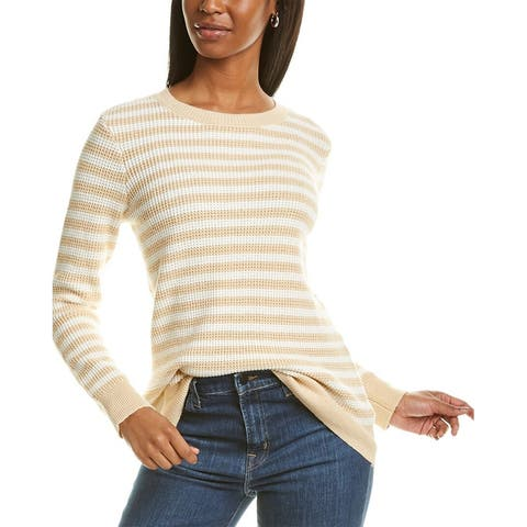 Sail To Sable Striped Sweater