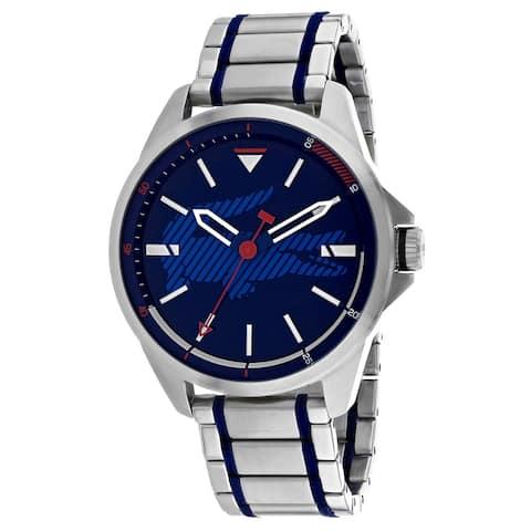 Lacoste Men's Capbreton Blue Dial Watch - 2010944 - One Size