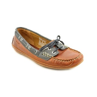 Sebago Bala Moc Toe Leather Moccasins