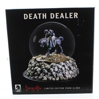Frank Frazetta Death Dealer Snow Globe - multi