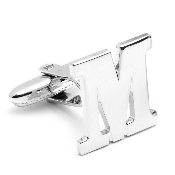 Letter M Cufflinks (per piece)
